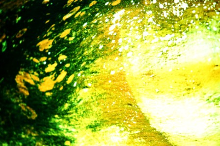 """Abstract Digital Photo Painting No. 50B - Titled """"Queenscliff Point Lonsdale ADAP"""" April 2010 by Abstract Artist: Karen Robinson NB: All images are protected by copyright laws!"""