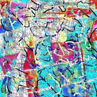 Single Abstract Digital Photo Paintings (2/6)