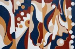 """Painting No. 23 - Title """"Related Families"""" by Abstract Artist Karen Robinson - 2008 NB: All images are protected by copyright laws!"""