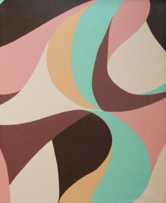 Abstract Painting Portfolio Overview (4/6)