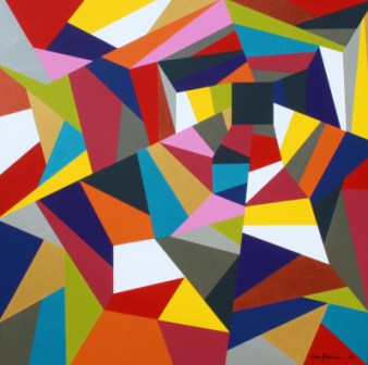 About Abstract Painting Portfolio (1/2)