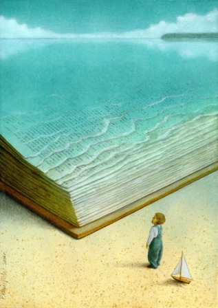 Pawel Kuczynski - Poland 3rd Price Niels Bugge Cartoon Award 2014