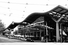 No. 3 - My Melbourne - Spencer Street Station - June 09 Photo taken by Karen Robinson Abstract Artist NB All images are protected by copyright laws!