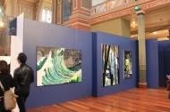 Melbourne Art Fair August 2014 at Royal Exhibition Building - Photo taken by Karen Robinson whilst visiting fair IMG_0366.JPG