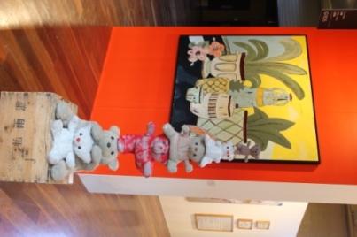 Melbourne Art Fair August 2014 at Royal Exhibition Building - Photo taken by Karen Robinson whilst visiting fair IMG_0429.JPG