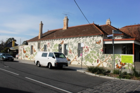 1. Melbourne Street Art - Thornbury Aug 4 2014 Photographed by Karen Robinson.JPG