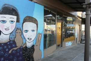 11. Melbourne Street Art - Thornbury Sept 2014 Photographed by Karen Robinson.JPG