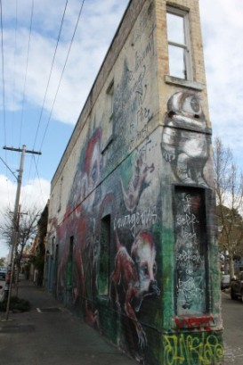 14. Melbourne Street Art - Fitzroy North Sept 2014 Photo graphed by Karen Robinson.JPG