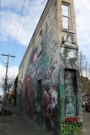 14. Melbourne Street Art - Fitzroy North Sept 2014 Photo graphed by Karen Robinson.JPG
