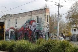 15. Melbourne Street Art - Fitzroy North Sept 2014 Photo graphed by Karen Robinson.JPG