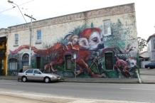 2. Melbourne Street Art - Fitzroy North Sept 2014 Photo graphed by Karen Robinson.JPG