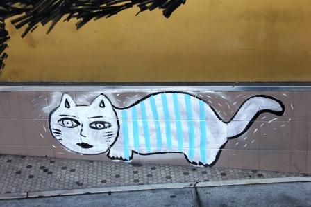 2. Melbourne Street Art - Thornbury Sept 2014 Photographed by Karen Robinson.JPG