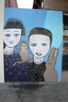 5. Melbourne Street Art - Thornbury Sept 2014 Photographed by Karen Robinson.JPG