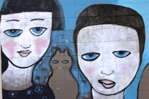 6. Melbourne Street Art - Thornbury Sept 2014 Photographed by Karen Robinson.JPG