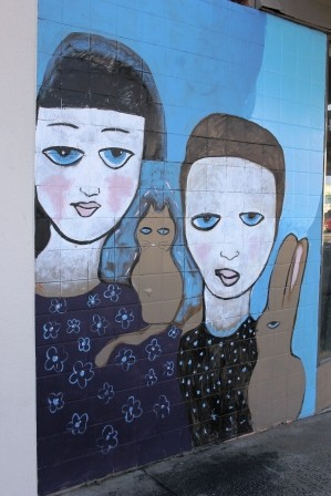 7. Melbourne Street Art - Thornbury Sept 2014 Photographed by Karen Robinson.JPG
