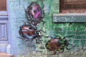 8. Melbourne Street Art - Fitzroy North Sept 2014 Photo graphed by Karen Robinson.JPG