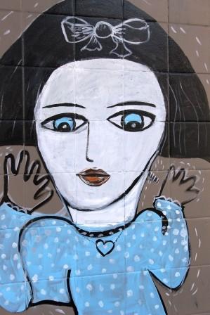9. Melbourne Street Art - Thornbury Sept 2014 Photographed by Karen Robinson.JPG