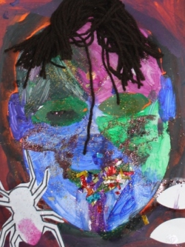 No. 6 Artful Child's Play - Sept 2014 Holiday Program Children Ages 5 to 12 Photographed by Karen Robinson Abstract Artist .JPG