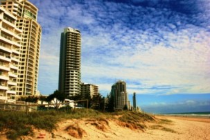 No. 12 - Broadbeach, Gold Coast, Queensland - Australia Photographed by Karen Robinson Abstract Artist 2011.JPG
