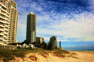 No. 12 - Broadbeach, Gold Coast, Queensland - Australia Photographed by Karen Robinson Abstract Artist 2011.JPG