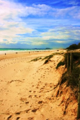 No. 14 - Broadbeach, Gold Coast, Queensland - Australia Photographed by Karen Robinson Abstract Artist 2011.JPG