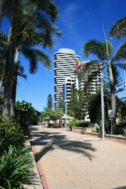 No. 5 - Broadbeach, Gold Coast, Queensland - Australia Photographed by Karen Robinson Abstract Artist 2011.JPG