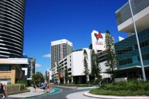 No. 9 - Broadbeach, Gold Coast, Queensland - Australia Photographed by Karen Robinson Abstract Artist 2011.JPG