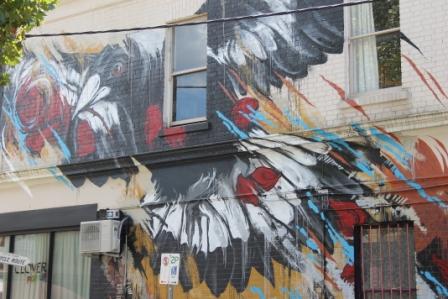 Melbourne:  Fitzroy