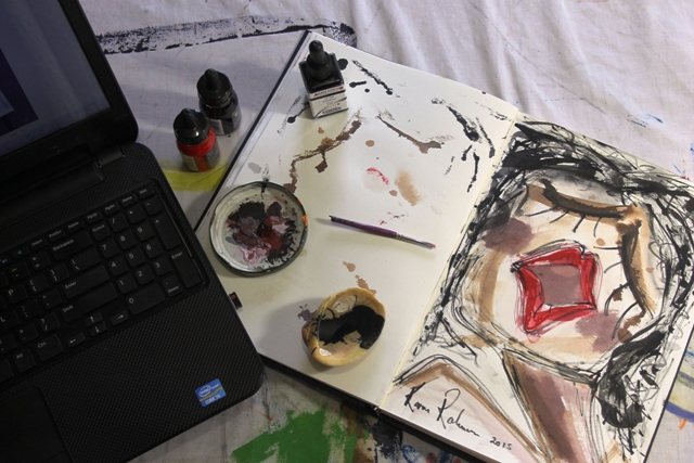 "the creative writing an abstract artist Top-down information—our creativity, our imagination, our experiences with art— is particularly important in abstract art so what does if i were to ask you the same question and say, these facilities i'm setting up are in a month from now, you would say just write down ""ladies, gentleman"" similarly, if you."