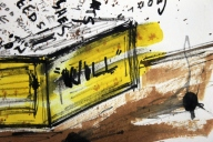 No. 3 of 6 Creative Writing Group Session 'Where there is a will...there is a solution!' by Karen Robinson Abstract Artist 1.8.15 NB All images are protected by copyright law.JPG
