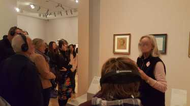 1 of 20 'DEGAS - A NEW VISION' Exhibition NGV July 2016 - Scene Photos taken by Karen Robinson NB All images are protected copyright