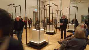 12 of 20 'DEGAS - A NEW VISION' Exhibition NGV July 2016 - Scene Photos taken by Karen Robinson NB All images are protected copyright