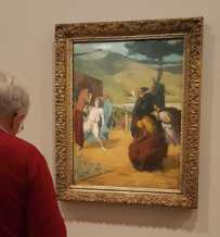 2 of 20 'DEGAS - A NEW VISION' Exhibition NGV July 2016 - Scene Photos taken by Karen Robinson NB All images are protected copyright