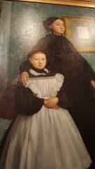 3 of 3 Family portrait also called The Bellelli famil 1862 oil on canvas 201.0 x 249.5cm - Edgar Degas - Musee d;Orsay, Paris. Photographed by Karen Robinson July 2016