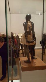 9 of 20 'DEGAS - A NEW VISION' Exhibition NGV July 2016 - Scene Photos taken by Karen Robinson NB All images are protected copyright