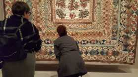 9 'Making the Australian Quilt' Exhibition at the Ian Poter Centre - NGV Australia - Photographed by Karen Robinson - August 2016 NB All images are protected by copyright laws