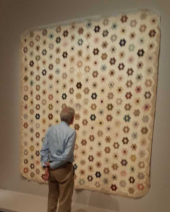 11 'Making the Australian Quilt' Exhibition at the Ian Poter Centre - NGV Australia - Photographed by Karen Robinson - August 2016 NB All images are protected by copyright laws