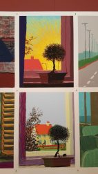 11 David Hockney Current Exhibition at National Gallery Victoria Nov2016 Photographed by Karen Robinson
