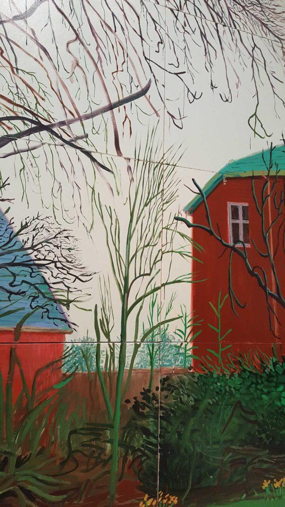 15 David Hockney Current Exhibition at National Gallery Victoria Nov2016 Photographed by Karen Robinson