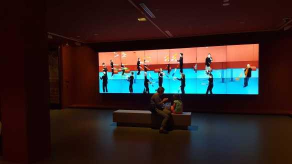 30 David Hockney Current Exhibition at National Gallery Victoria Nov2016 Photographed by Karen Robinson