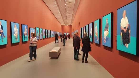 35 David Hockney Current Exhibition at National Gallery Victoria Nov2016 Photographed by Karen Robinson
