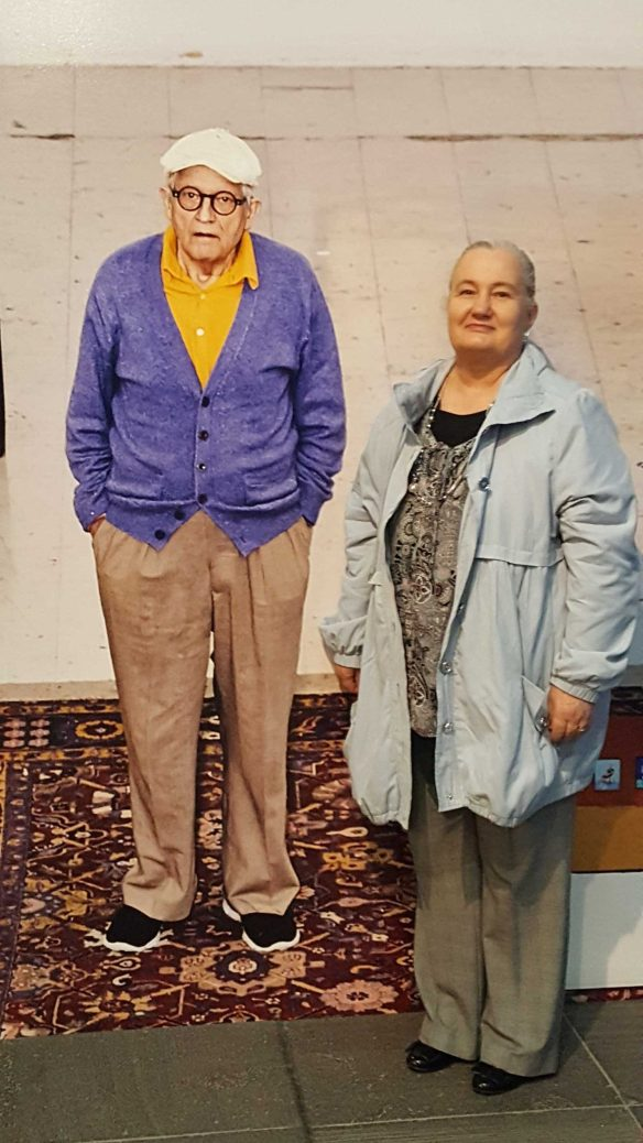38 David Hockney Current Exhibition at National Gallery Victoria Nov2016 Photographed by Karen Robinson