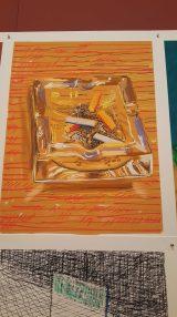 8 David Hockney Current Exhibition at National Gallery Victoria Nov 2016 Photographed by Karen Robinson