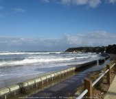 Lonsdale, Victoria - Australia 'Seascape and Sunset' photographed by ©Karen Robinson www.idoartkarenrobinson.com April 2017. Comments: Late in the afternoon my hubby and I decided to visit region to capture seascape and sunset photos. It was an exhilarating experience with lots of walking involved and the sea breeze rushing against our faces. The sight of the sun slipping away for the day was beautiful to watch and capture - written by ©Karen Robinson www.idoartkarenrobinson.com