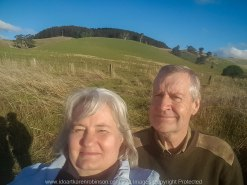 """Daylesford Region, Victoria - Australia """"Mount Franklin""""_ Photographed by ©Karen Robinson www.idoartkarenrobinson.com June 2017. Comments: Husband and I visiting the region to take photographs on this beautiful, fresh winter's day."""