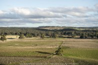 """Daylesford Region, Victoria - Australia """"View from Mount Franklin""""_ Photographed by ©Karen Robinson www.idoartkarenrobinson.com June 2017. Comments: Husband and I visiting the region to take photographs on this beautiful, fresh winter's day."""