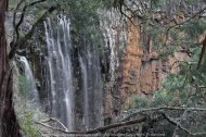 """Daylesford Region, Victoria - Australia_""""Trentham Falls""""_Photographed by ©Karen Robinson www.idoartkarenrobinson.com June 2017. Comments: Husband and I visiting the region to take photographs on this beautiful, fresh winter's day."""