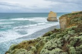 The Great Ocean Road Region, Victoria - Australia_Photographed by Karen Robinson November 2017 www.idoartkarenrobinson.com Comments: My Hubby and I joined a group of enthusiastic Craigieburn Camera Club Photographers on a Three-Day Trip along the Great Ocean Road and Regional areas - to take photographs of wide oceans, sunrises, sunsets, significant coastal landmarks, waterfalls, wildlife and rural bushlands. Featuring views at Gibsons Steps.
