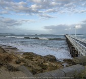 Point Lonsdale, Victoria - Australia 'Seascape and Sunset' photographed by ©Karen Robinson www.idoartkarenrobinson.com April 2017. Comments: Late in the afternoon my hubby and I decided to visit region to capture seascape and sunset photos. It was an exhilarating experience with lots of walking involved and the sea breeze rushing against our faces. The sight of the sun slipping away for the day was beautiful to watch and capture - written by ©Karen Robinson