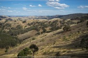 Strath Creek, Victoria - Australia 'Murchison Gap Lookout' Photographed by Karen Robinson Dec 2017 www.idoartkarenrobinson.com NB. All images are protected by copyright laws. Comments: Our last stop before heading back home. We had been here earlier in the year during winter when this view was very green but now with Summer here - it is turning brown and dry.